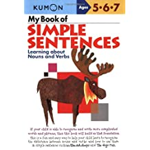 My Book of Simple Sentences: Nouns & Verbs