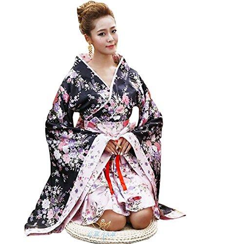 King Ma Fancy Cosplay Kimono Cosplay Costume Halloween Outfit