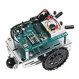 PARALLAX Boe Beginner Friendly Robot Kit | Serious Robotics Assembly and Re-programming Kit