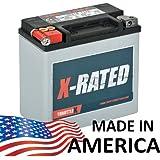 ThrottleX Batteries - HDX14 - Harley Davidson Replacement Motorcycle Battery