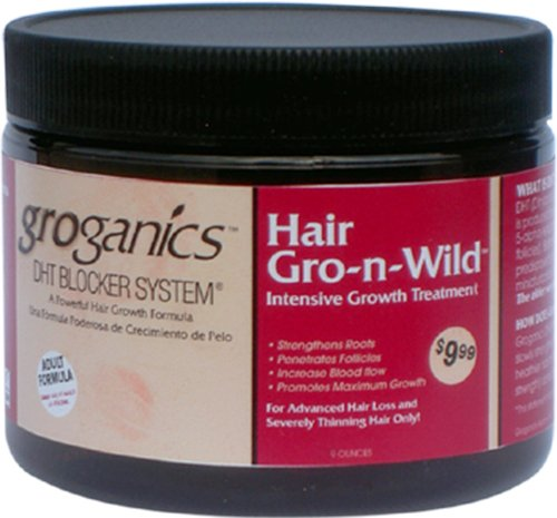Groganics Hair Gro N Wild 6 Ounce Buy Online In Uae