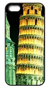 Generic Custom Leaning Tower of Pisa Laser Technology Cell Phone Cases for iPhone 6 (4.7 Inch Screen)