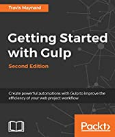 Getting Started with Gulp, 2nd Edition Front Cover