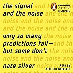 The Signal and the Noise Audiobook