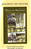 Ways of Reading 7e and Rules for Writers 5e, Bartholomae, David and Petrosky, Anthony, 0312430671