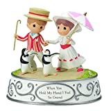 "Precious Moments, Disney Showcase Collection, ""When You Hold My Hand I Feel So Grand"" Resin Music Box, #154106"