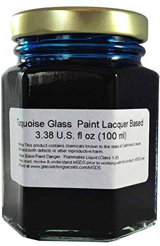 turquoise-glass-paint-professional-grade-lacquer-stain-color-100-millilters
