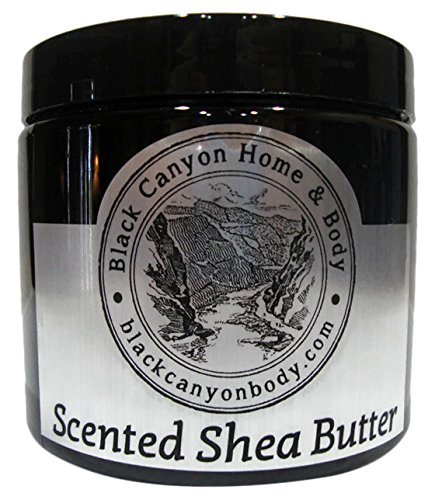 Black Canyon Honey & Almond Scented Shea Butter, 16 Oz