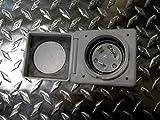 inlet box - 30 amp RV power inlet box, white
