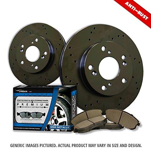 01 silverado brake pads combo - 6
