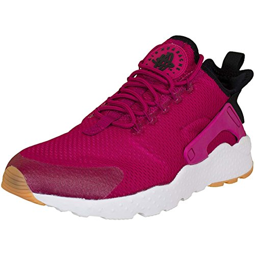 Nike Air Huarache Run Ultra Women Sneaker Trainer (39, Fuchsia/Black)