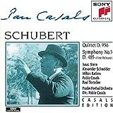 Franz Schubert: Quintet/Symphony No.5