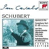 Schubert: Quintet D956; Symphony No. 5