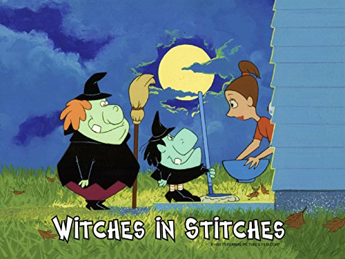 Witches In Stitches (Halloween Ii O Filme)