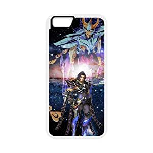Legend of Sanctuary iPhone 6 Plus 5.5 Inch Cell Phone Case White SA9743005