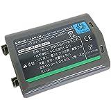 【増量】ニコン D4 D5 の EN-EL18 EN-EL18a 互換 バッテリー【残量表示&純正充電器対応】【ロワジャパンPSEマーク付】