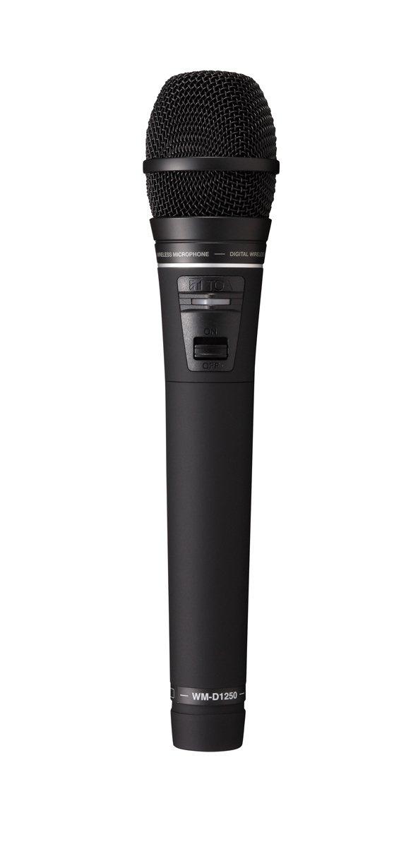 TOA ダイナミック型デジタルワイヤレスマイク WM-D1250   B07CNVC5ZL