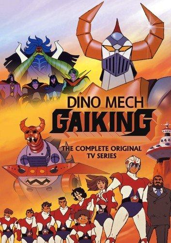 Gaiking Complete Original 1976 TV Series by Eastern Star