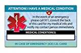 Medical Condition ICE Alert in Case of Emergency