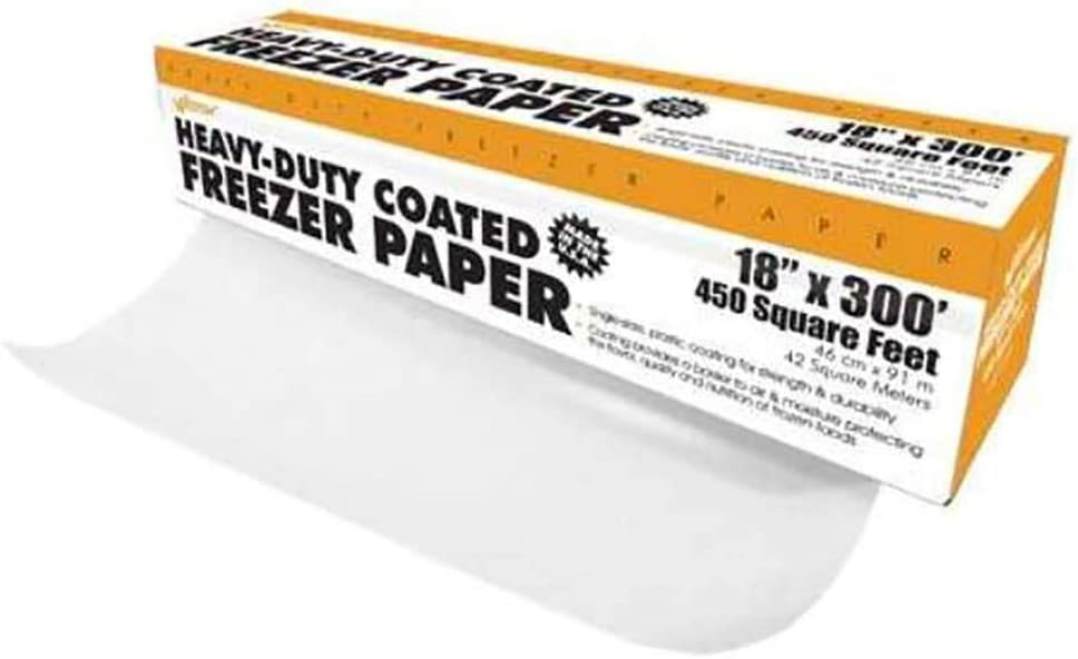 Weston Freezer Paper Kit with Paper Holder and Low Temp Tape 83-4030-W