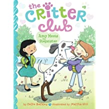 Amy Meets Her Stepsister (The Critter Club Book 5)