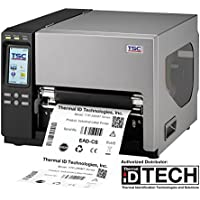 TTP286MT (200DPI) and TTP384MT (300DPI) Series Printer with Ethernet