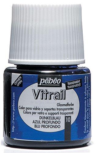 Pebeo Vitrail Glass Paint 45Ml Deep ()