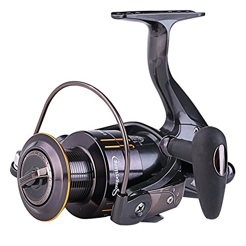 From usa sougayilang spinning left right saltwater for Freshwater fishing reels