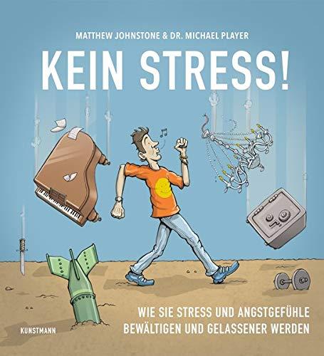 Matthew Johnstone Dr. Michael Player 'Kein Stress '   Viola Krauß