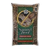 Squirrel Proof Wild Bird Seed, 8 lb