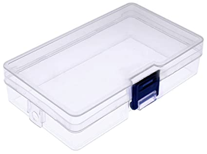 BleuMoo jewelry Storage Box package box of fishing tackle components box Metal parts tool box