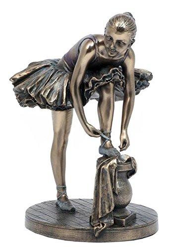 (XoticBrands Decorative 7.09 Inch Good to Go-Yoga, Performance Art Sculpture Figurine, ((H) 7 1/8)