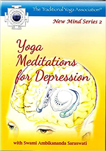 Yoga Meditations for Depression 2 CDs Swami Ambikananda ...
