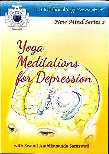 Yoga Meditations for Depression 2 CDs Swami Ambikananda ...