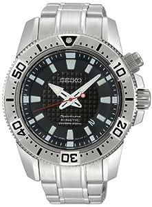 SEIKO SKA509P1 - Reloj de Caballero movimiento automático con brazalete metálico