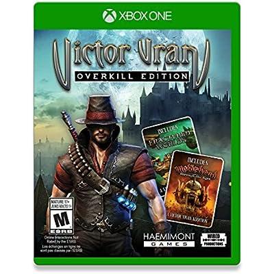 victor-vran-overkill-edition-xbox
