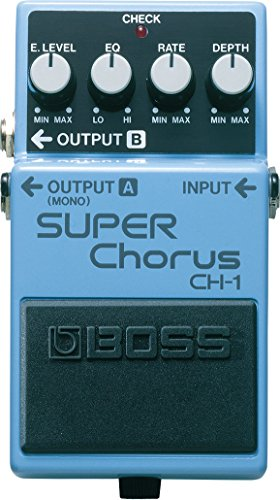 Chorus, Flange & Tremolo  Electric Guitar Effects