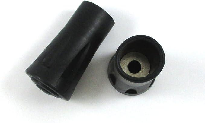 Amazon.com: SE - Puntas de goma para bastones (2 unidades ...