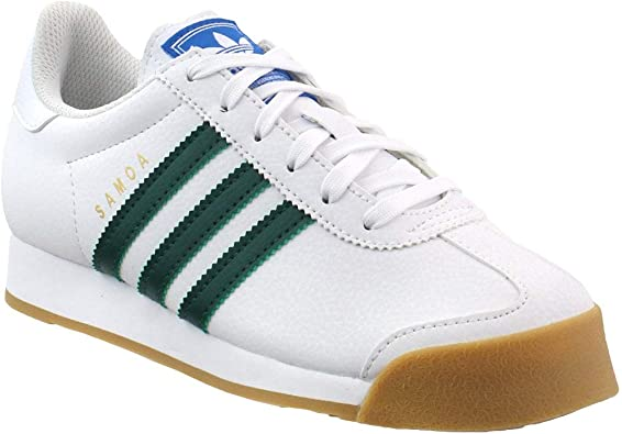 adidas Mens Samoa Lace Up Sneakers