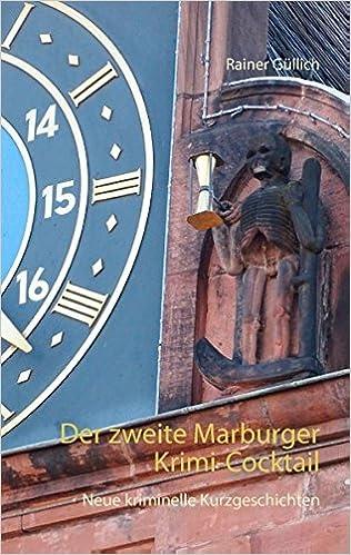 Book Der zweite Marburger Krimi-Cocktail