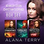 Kennedy Stern Christian Suspense Book Bundle: Books 4-6 | Alana Terry