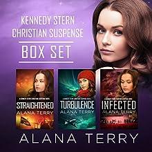 Kennedy Stern Christian Suspense Book Bundle: Books 4-6 Audiobook by Alana Terry Narrated by Keli Douglass
