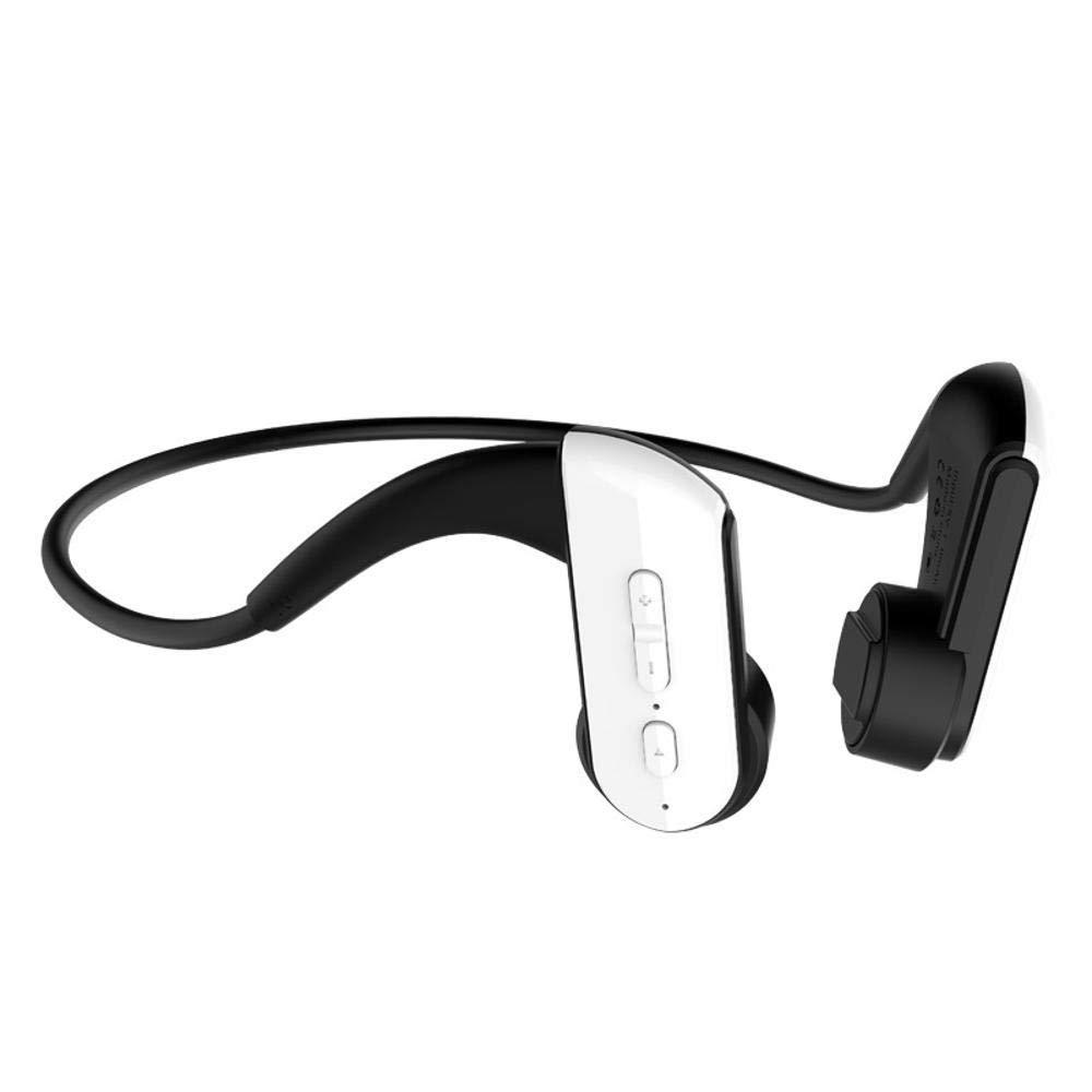 Lnyy Blautooth-Kopfhörer Wireless Motion Blautooth Stereo-Kopfhörer Knochenleitung Blautooth Kopfhörer