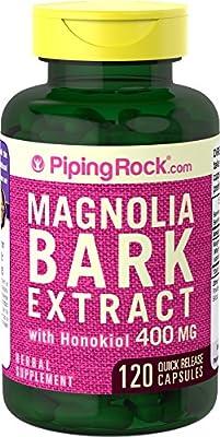 Magnolia Bark 400 mg (Honokiol)