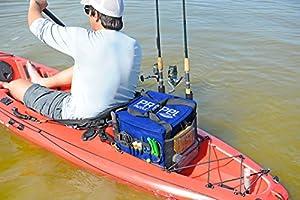 Shoreline Marine Propel Ultimate Kayak Bag, Blue