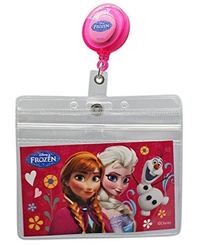 Disney's Frozen ID Card/Badge Clip On Reel