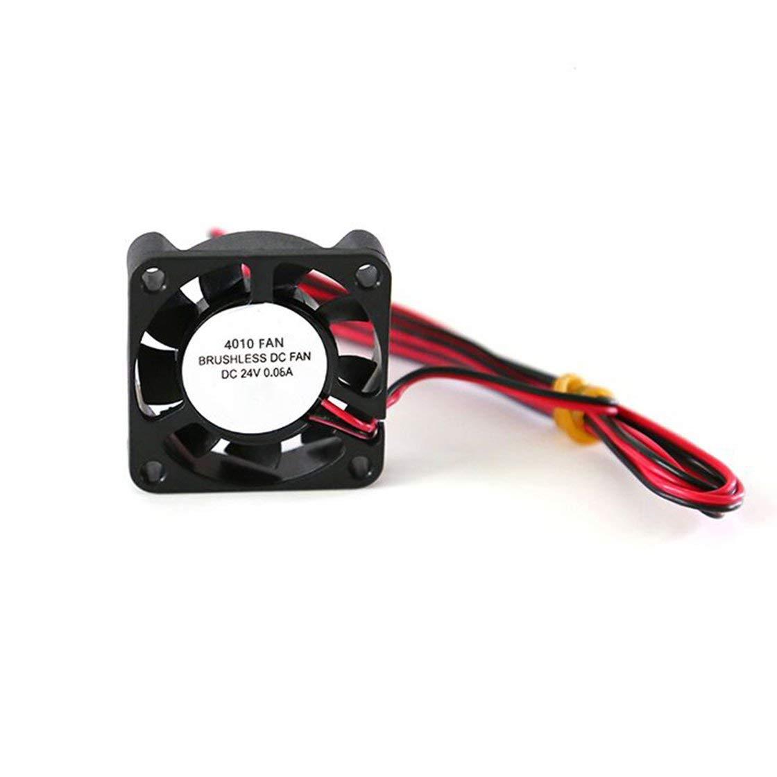 Gwendoll 24V DC Ventilador de Enfriamiento para Impresora 3D ...