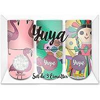 Yuya Set de 3 Esmaltes Colección 1