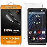 [2-Pack] Motorola Droid Turbo Tempered Glass Screen Protector, Supershieldz®Anti-Scratch, Anti-Fingerprint, Bubble Free [ Lifetime Warranty]
