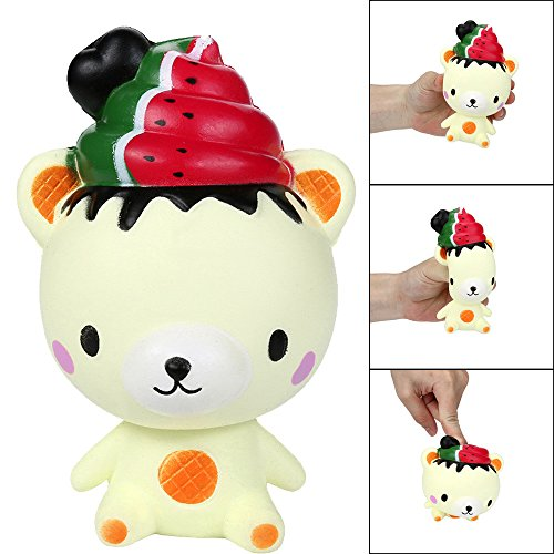 Squishy Boule Pas Cher Kangrunmy Anti Stress Toy Soft Toy Mochi Squishi Jouet Squeeze Squishie Jeux Ball Anti-Stress Squezzies Balle Slow Rising Toy Jouets De DéCompression Bain a42